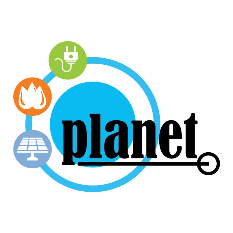 H2020 Planet Logo
