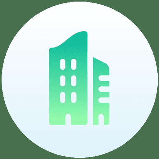 Merit Consulting House Headquarters Icon